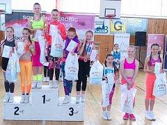 NA PRVNÍM MÍSTĚ skončila v Plzni Aneta Sluťáková, druhá byla Kiki Mandousová. Na čtvrté pozici skončila Anna Vitoušová