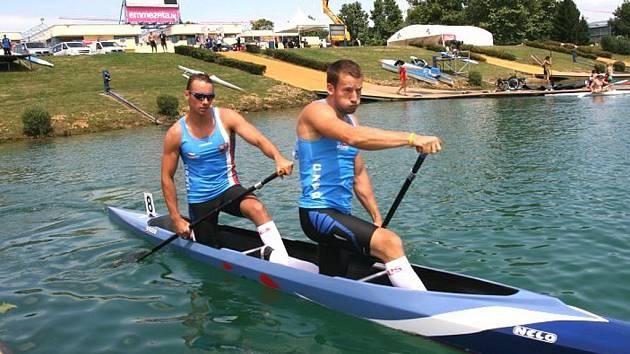 Jaroslav Radoň mladší před olympiádou