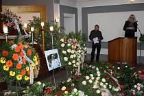 Pohřeb Adolfa Tomana