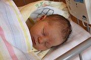 MAXÍK Z VYŠEHOŘOVIC. MAXMILIÁN LONSKÝ je sokolík narozený 17. ledna 2017 v 9.39 hodin. První miminko rodičů Petry a Jana vážilo 3 620 g a měřilo 50 cm. Za jménem hledejte tatínka!