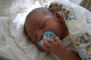 ONDRÁŠEK Z POŘÍČAN. ONDŘEJ ROUPEC se narodil 14. června 2017 v 14.10 hodin. Klouček s mírami 3 780 g a 52 cm  je zatím prvním potomkem rodičů Romany a Davida.
