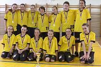Mladé sadské basketbalistky sehrály velice vydařený turnaj v Litoměřicích, kde skončily na druhém místě
