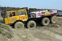 Trucktrial - Milovice 2008.