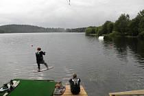 Ukázky wakeboardingu