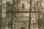 Kostelík ve 20. letech minulého století.