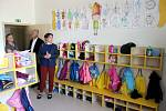 Školka naplnila čtyři třídy po pětadvaceti předškolácích. Investice dosáhla téměř 20 milionů korun.