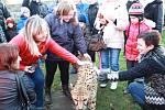 Vánoční mazlení s gepardicí Mzuri v Zoo Chleby
