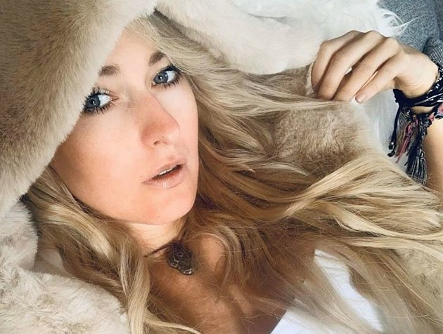 Kristýna Maděrová.