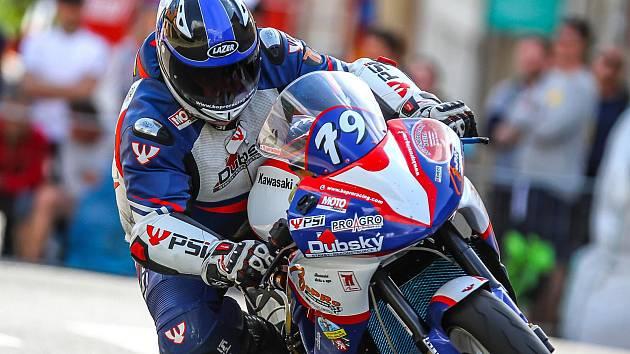 Na trati se představí i domácí jezdci Michal Vecko a David Kužela.