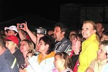 Spokojené publikum v Netřebicích