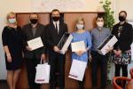 Na Krajském úřadu se předávala ocenění Zemědělský hospodář Středočeského kraje.