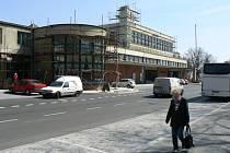Oprava poděbradského nádraží začala