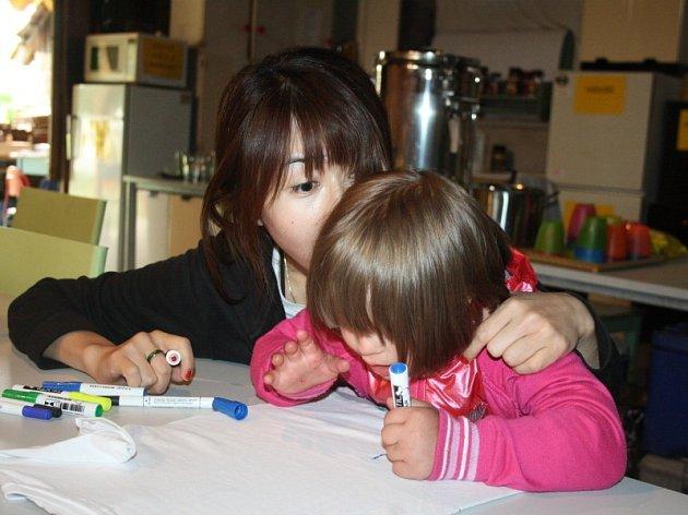 Tábor pro děti s autismem v jizbickém Centru pro všechny.