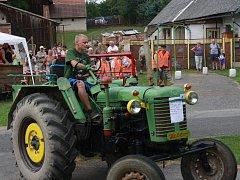 V sobotu 26. srpna se koná v Košíku už čtvrtý ročník Traktoriády.