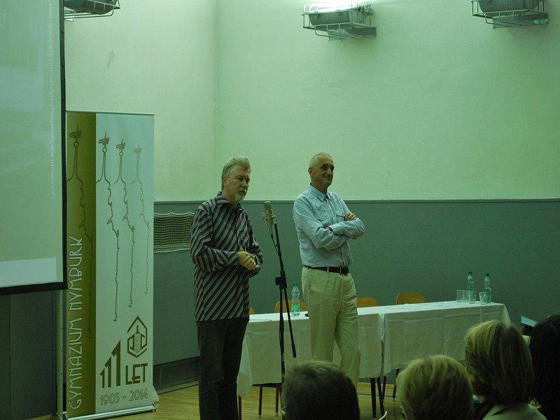 Šumné stopy Bedřicha Feuersteina na nymburském gymnáziu