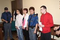 Soud s rumunskými lupiči