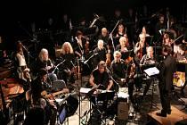 Plastic People s filharmonií v Arše