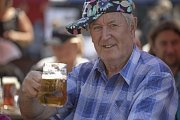Den Postřižínského piva se povedl. Přálo mu počasí i spokojení lidé.