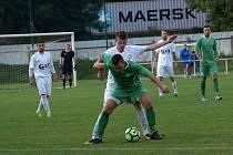 Nováček z Poděbrad vlétl do sezony jako uragán, Seletice srazil čtyřmi zásahy.