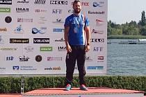PODRUHÉ ZA SEBOU se stal nymburský kanoista Ondřej Petr mistrem světa v kategorii masters  v maratonu