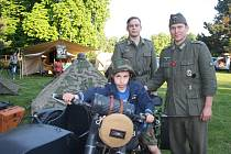 Nymburk si připomněl dramata května 1945