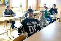 Den otevřených dveří na Základní škole v městci králové, kde se učí zdravotně handicapované děti