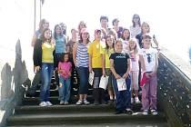Poděbradský pěvecký sbor Kvítek při Základní škole Na Valech