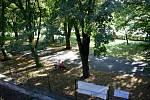 Altán Gloriet je unikátní poděbradskou památkou s vyhlídkou na Labe.