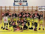 Úspěšné Vosy. Mladé basketbalistky Sadské zářily na republikových turnajích.