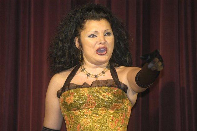 Italská sopranistka Eva Zampieron.