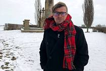 Spisovatel Jaroslav Rudiš.
