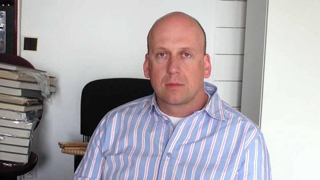 Exekutor Tomáš Pospíchal.