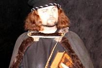 Josef Nickel v roli Fausta.