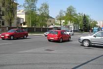 Nymburský deník monitoroval problémové křižovatky v Nymburce.