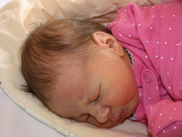 ELIŠKA, ELA, ELINKA. Eliška HOLOBRADOVÁ bude mít v rodném listu zapsané datum narození 20. října 2015. Toho dne se narodila v 15.33 hodin. Eliška vážila 3 180 g a měřila 48 cm. S maminkou Kateřinou bude bydlet v Libici nad Cidlinou.