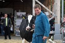 Na lyském výstavišti se konají do neděle výstavy Zemědělec a Náš chov.