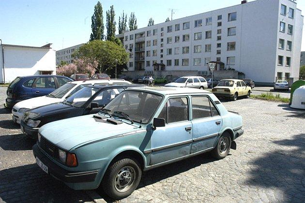 Na Žižkově mají vzniknout nová parkvací místa.