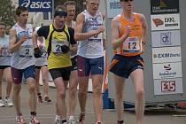 Z mezinárodních chodeckých závodů v Poděbradech