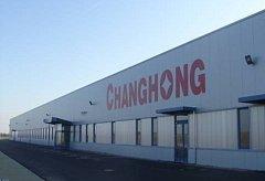 Podnik Changhong v Nymburce