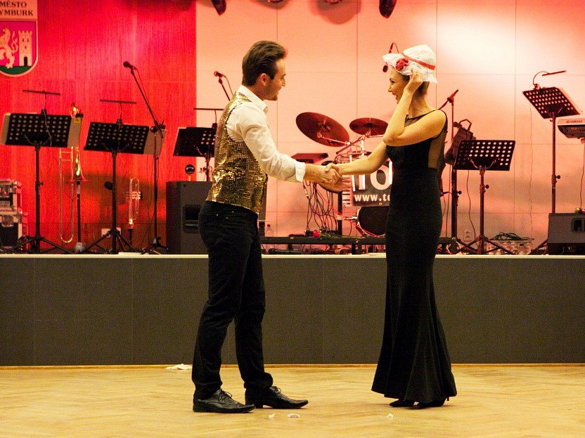Reprezentační ples Nymburka 2