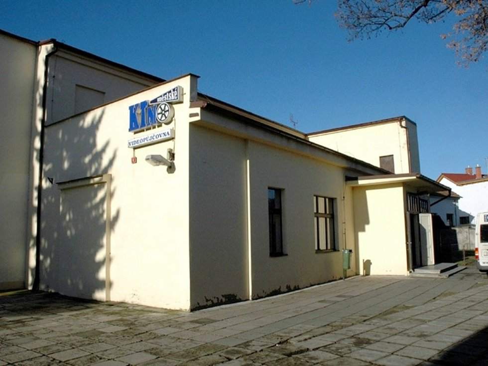 Kino Sokol v Nymburce projde v příštích letech zásadní rekonstrukcí.