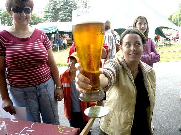Den otevřených dveří v nymburském pivovaru je již tradicí.