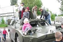 Dětský den v Milovicích