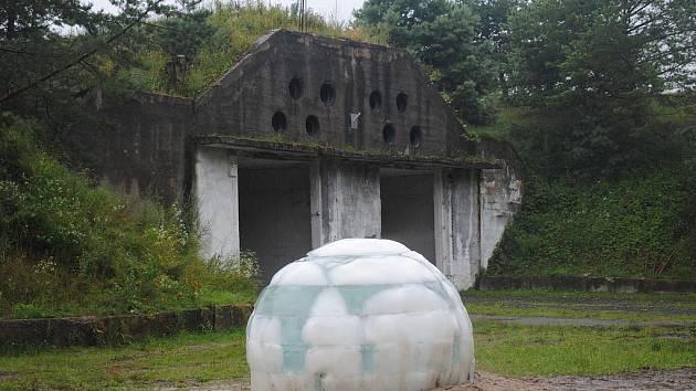 Záhadná ledová koule v Mordové rokli