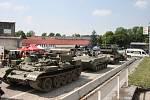 Milovice oslavily 25 let od odchodu sovětských vojsk.