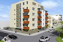 Vizualizace nového domu