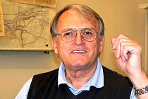 Ladislav Kutík strávil na pozici starosty Nymburka 20 let. V pátek 15. ledna oslavil 80. narozeniny.