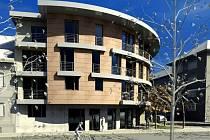 Vizualizace stavěného domu Hynek
