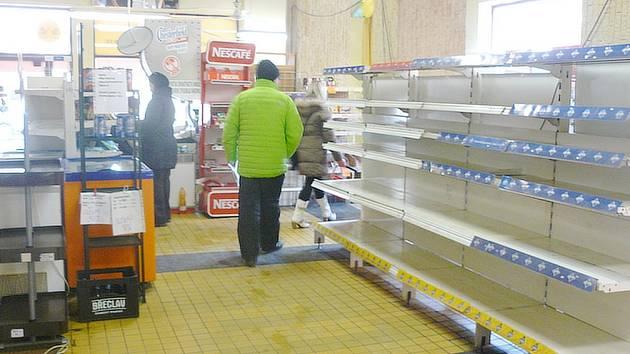 Poděbradská prodejna U Slavíků v sobotu skončila. Kvůli EET.