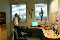 V poliklinice Na Valech v Nymburce přibydou nové ordinace.